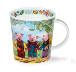 Bild von Dunoon Lomond Fairytales 3 Three Little Pigs
