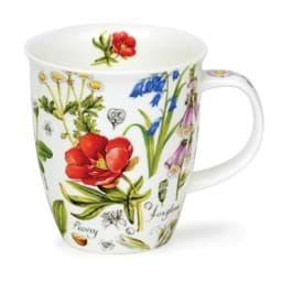 Bild von Dunoon Nevis Floral Diary Peony
