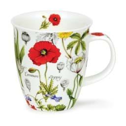 Bild von Dunoon Nevis Floral Diary poppy