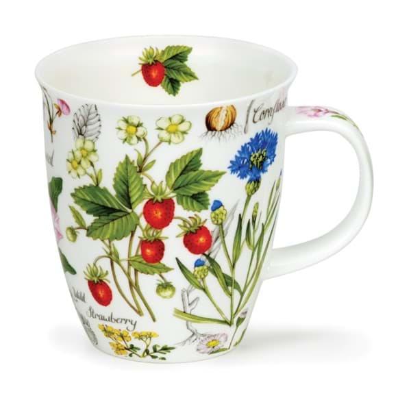 Bild von Dunoon Nevis Floral Diary Strawberry