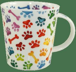 Bild von Dunoon Lomond Dog Pawprints