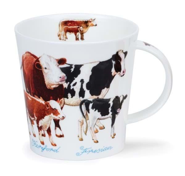 Bild von Dunoon Cairngorm Farmyard Cows