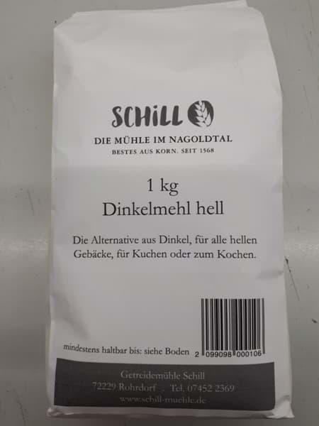 Bild von Schill Dinkelmehl hell
