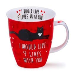 Bild von Dunoon Nevis Loved up Cat