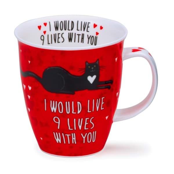 Bild von Dunoon Nevis Loved up Cat