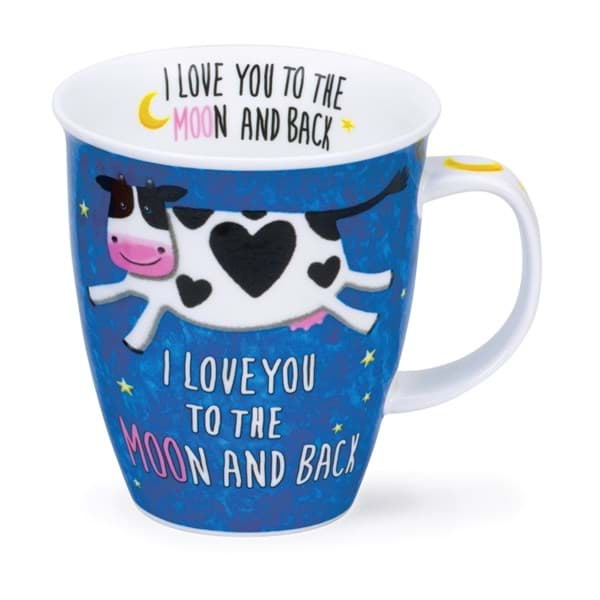 Bild von Dunoon Nevis Loved up Cow