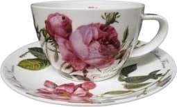 Bild von Dunoon Breakfast Cup & Saucer Blenheim Centiflora