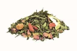 Bild von Grüner Tee Sencha Moringalicious