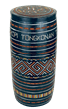 Bild von Kopi Tongkonan Toraja-Holzfass