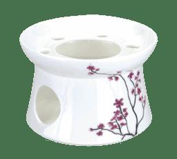 Bild von Stövchen für 1,0l Kanne Cherry Blossom von TeaLogic