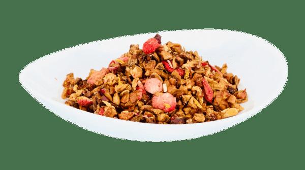 Bild von Früchtetee Apfeltraum® Erdbeer-Guave