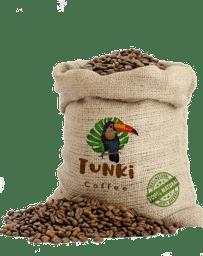 Bild von Peru Tunki Natürlicher kaffee