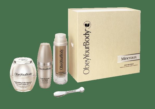 Bild von Obey Your Body Mineral Daily Skin Shield Kit